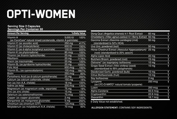 Resultado de imagen para opti women facts