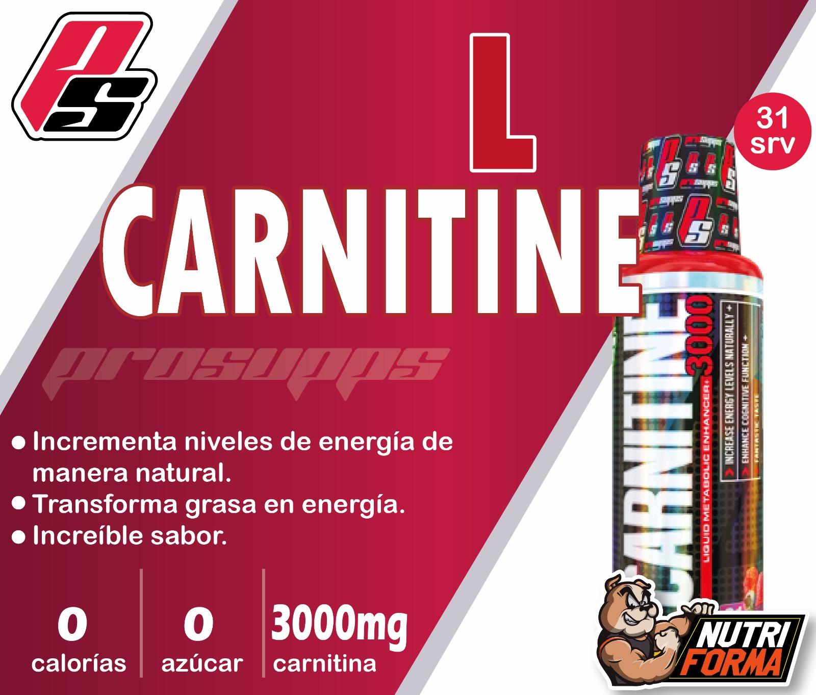 carnitina3000